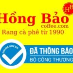 Website Hồng Bảo coffee đã được duyệt