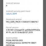 Cài Andoid 9 cho Xiaomi Redmi Note 4X